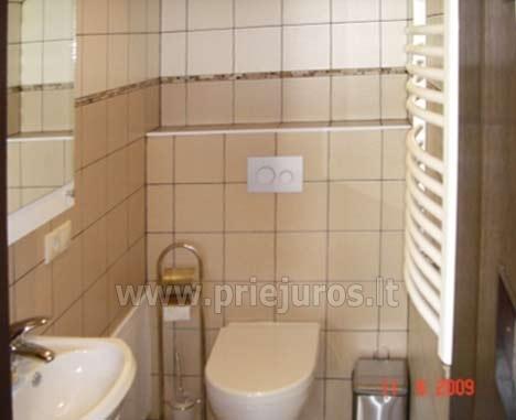 Dzīvoklis pārdošanai Sventoji (Palanga). Bloks nr. 2, privātmāja nr. 5 - 8