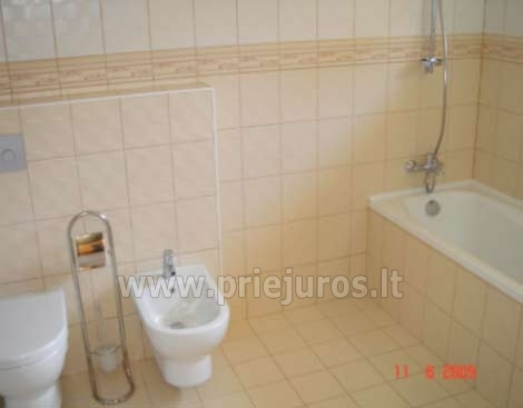 Dzīvoklis pārdošanai Sventoji (Palanga). Bloks nr. 2, privātmāja nr. 5 - 9