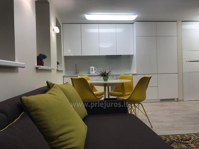 Naujos statybos 2 kambarių butas pušyne - 6