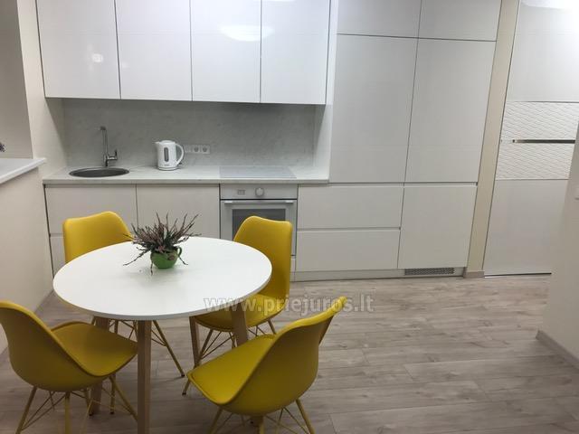 Naujos statybos 2 kambarių butas pušyne - 7