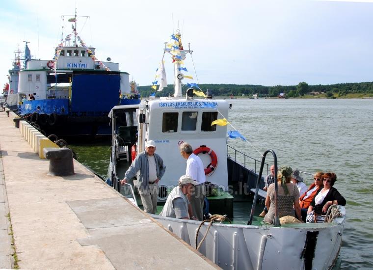 """Laivas """"Vasara"""": menkių žvejyba Baltijos jūroje ir pramoginės kelionės"""