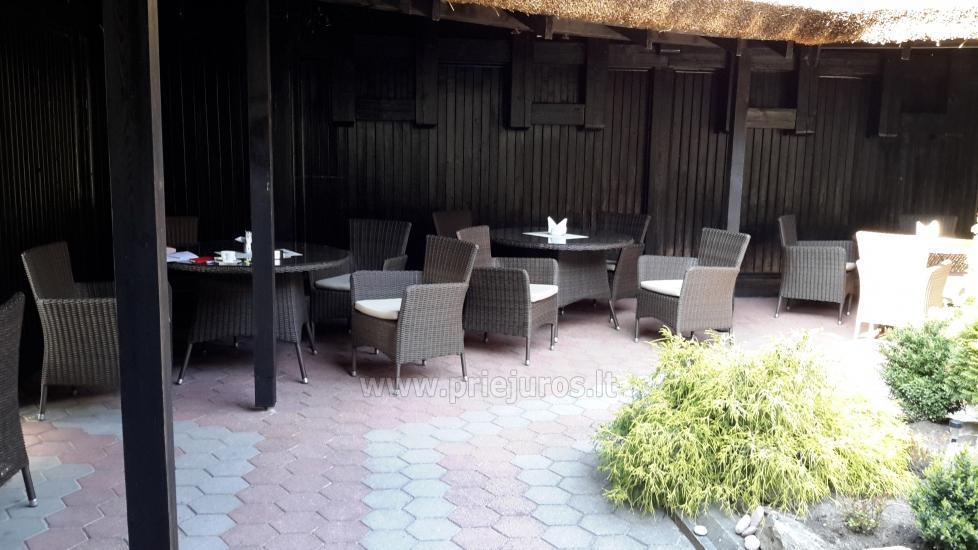 Restoranas Nidoje Ešerinė - 12