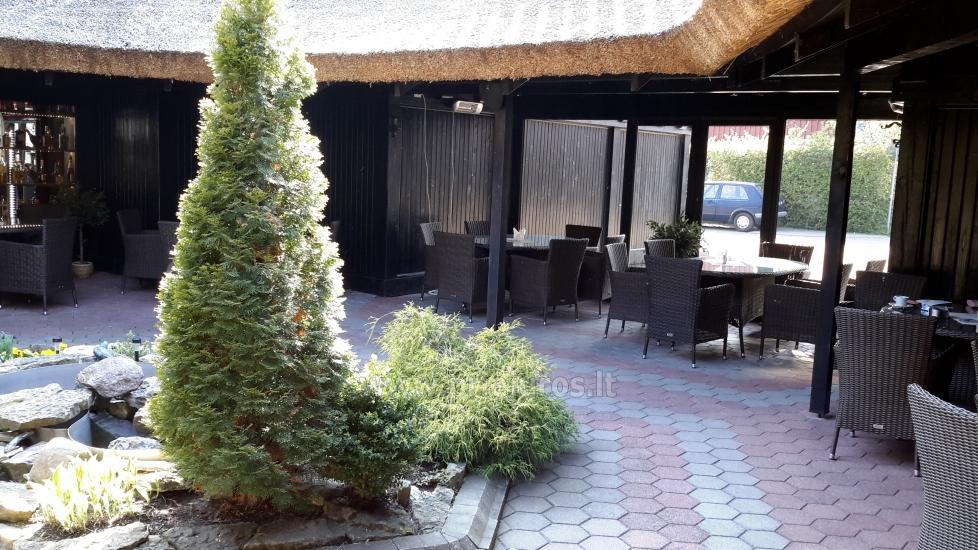 Restoranas Nidoje Ešerinė - 13