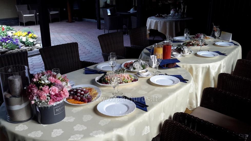 Restoranas Nidoje Ešerinė - 17