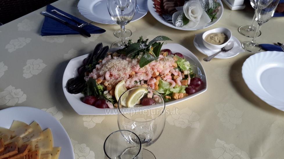 Restoranas Nidoje Ešerinė - 22