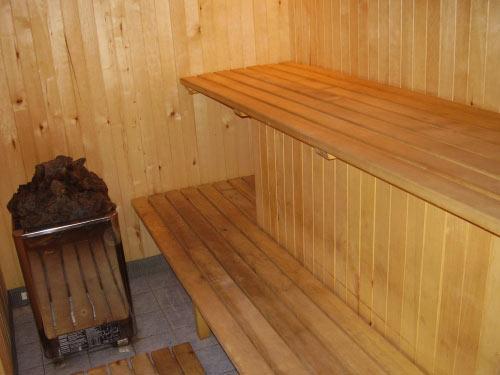 Sauna svečių namuose A.V.namai - 1