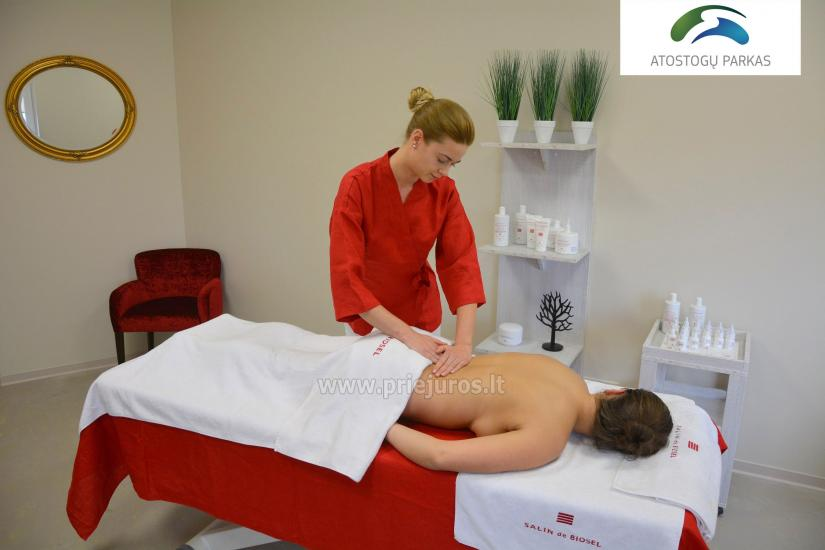 Health, SPA and beauty services in a complex Atostogu parkas - 1