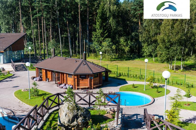 Health, SPA and beauty services in a complex Atostogu parkas - 10