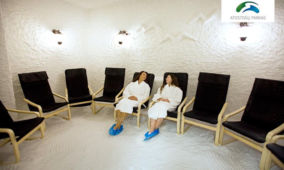Veselības, SPA un skaistumkopšanas pakalpojumi komplekss Atostogu parkas - 7