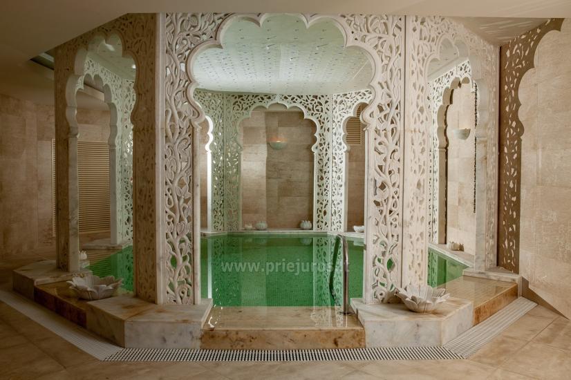 SPECIALI KAINA - Princesių baseinas viešbutyje VANAGUPĖ***** - 1