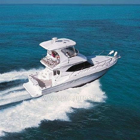 Luxury boat Silverton for rent - 1