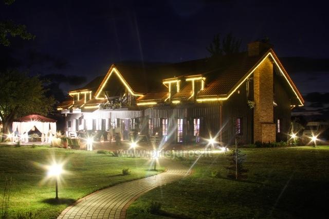 Vestuvės, šventės, konferencijos Rusnės saloje RUSNE VILLA - 5