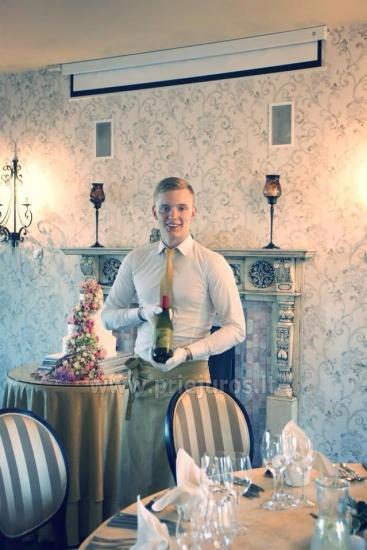 Vestuvės, šventės, konferencijos Rusnės saloje RUSNE VILLA - 10