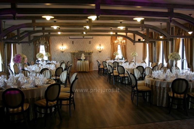 Vestuvės, šventės, konferencijos Rusnės saloje RUSNE VILLA - 11