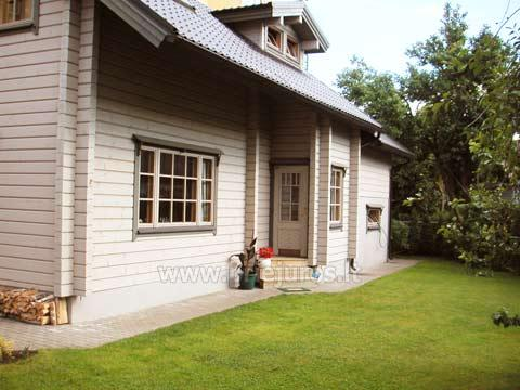 House with Sauna Rent in Palanga Villa Dovilas - 2