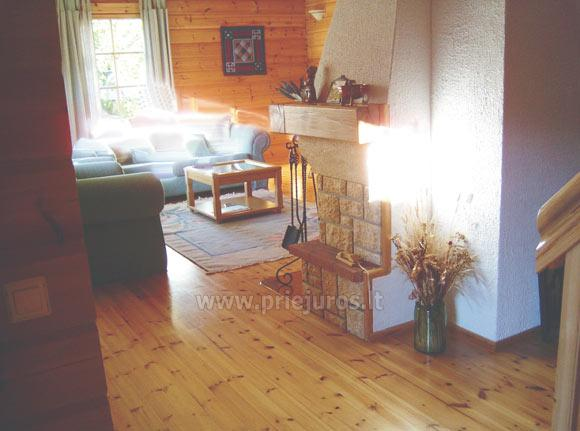 House with Sauna Rent in Palanga Villa Dovilas - 5
