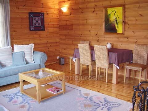House with Sauna Rent in Palanga Villa Dovilas - 6