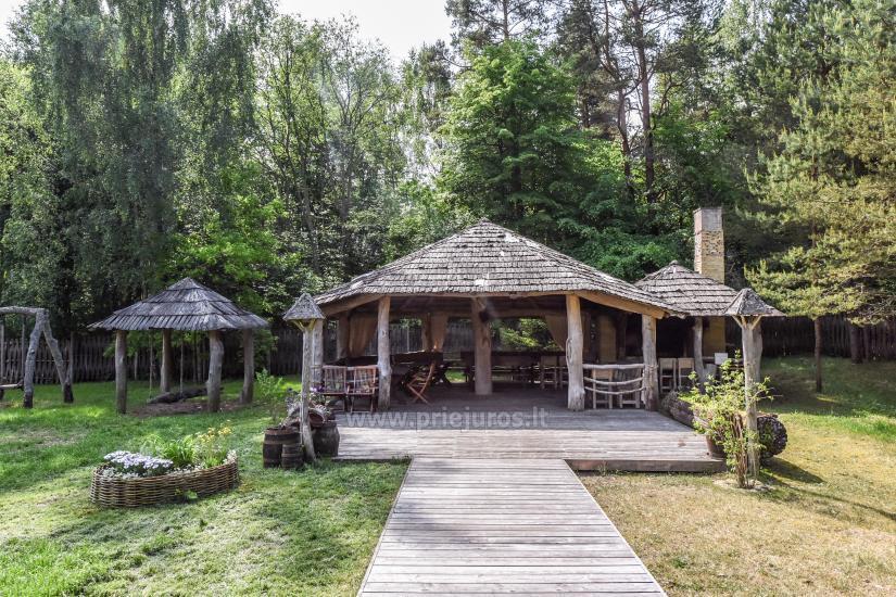 Bathhouse in homestead in Kretinga district Laukdvaris - 10