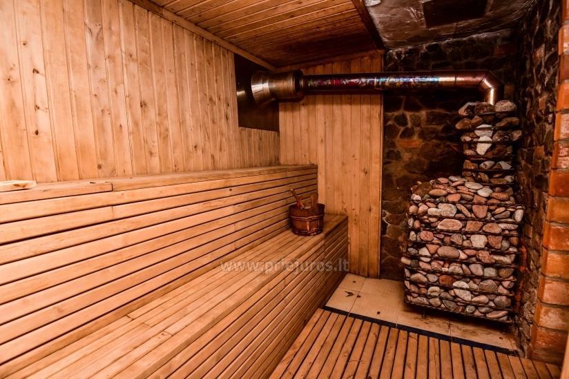 Bathhouse in homestead in Kretinga district Laukdvaris - 7
