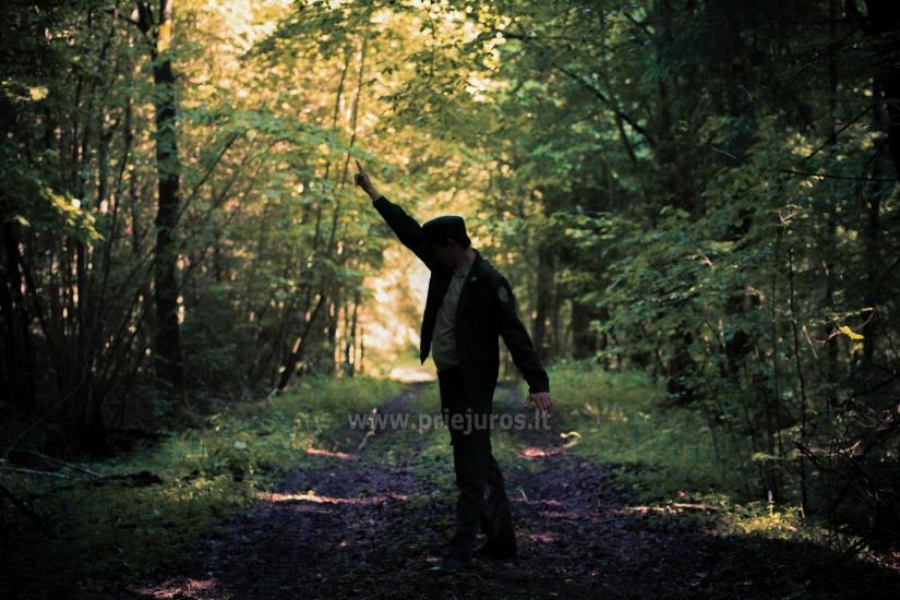 Ekskursijas mežā - 4
