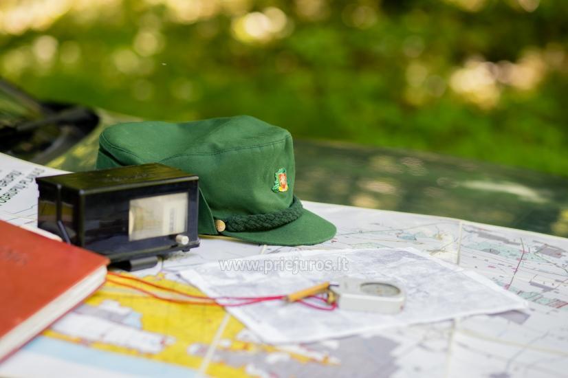 Miškas kviečia tave iššūkiui: Pasimatuok eigulio kepurę!!! - 7
