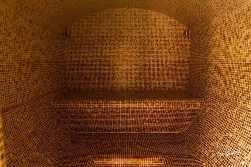 Sauna, Jacuzzi im Gasthaus Meges Haus - 1