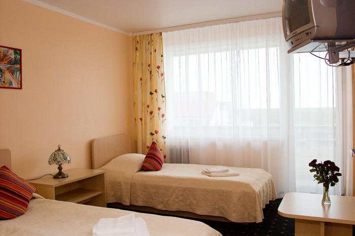 Baseinas, sauna viešbutyje PALANGOS LINAS *** - 6