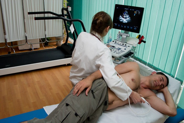 Kardiologijos centras viešbutyje - reabilitacijos centre PALANGOS LINAS *** - 1