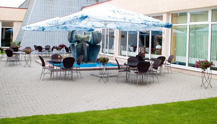 Banketai, furšetai, kavinė viešbutyje PALANGOS LINAS *** - 3