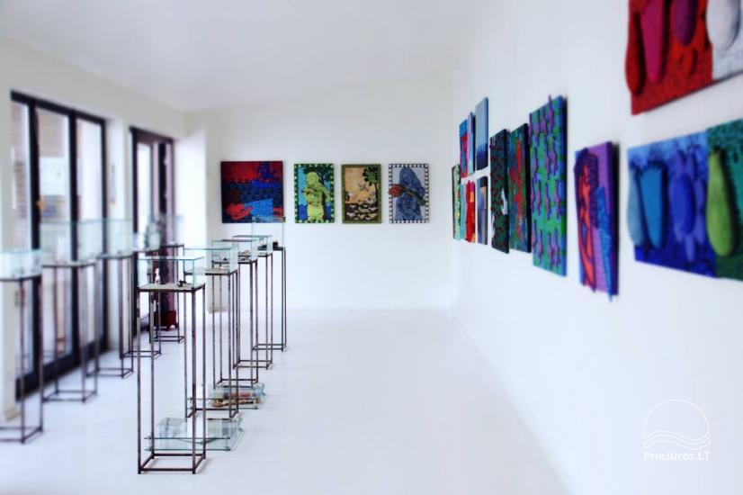 Ramybės galerija Palangoje - 1