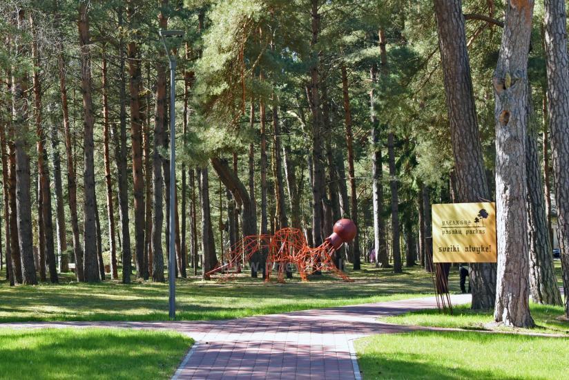 Palanga Märchenpark - 1