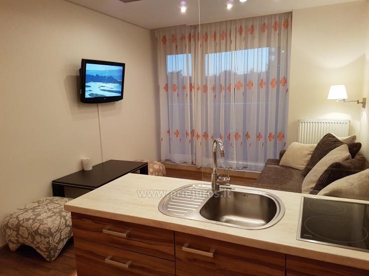 Parduodami šiuolaikiškai įrengti apartamentai Palangoje 500m iki jūros! - 5