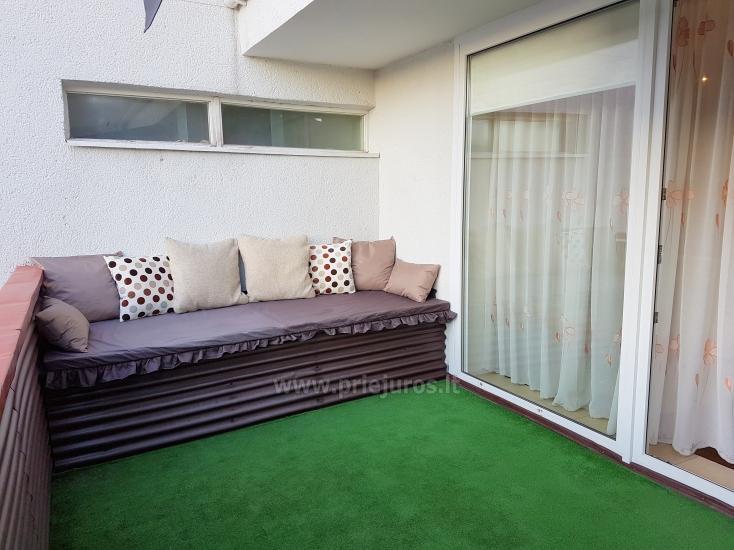 Parduodami šiuolaikiškai įrengti apartamentai Palangoje 500m iki jūros! - 7