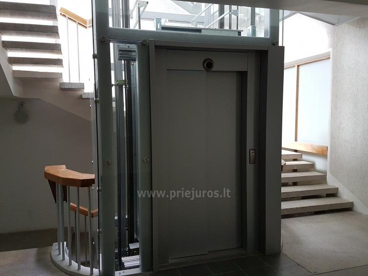Parduodami šiuolaikiškai įrengti apartamentai Palangoje 500m iki jūros! - 10