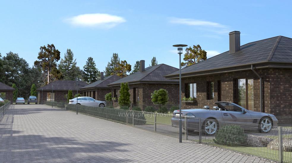 Parduodamas 53 kv.m. namas su privačiu 2,5 a. žemės sklypu - 2