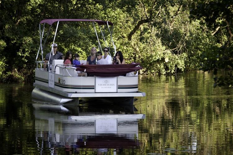 Boat Rent in Homestead Vienkiemis - 1