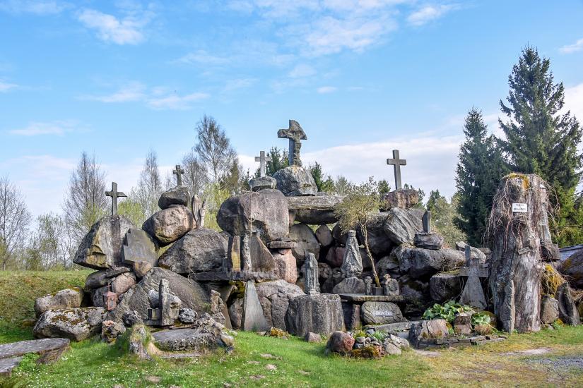Orvidų sodyba - muziejus Kretingos rajone - 16