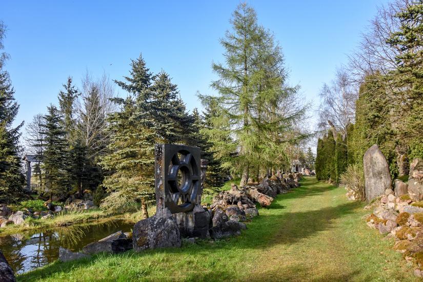 Orvidų sodyba - muziejus Kretingos rajone - 21