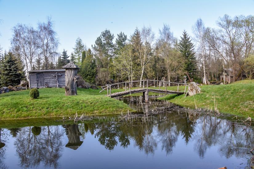 Orvidų sodyba - muziejus Kretingos rajone - 5