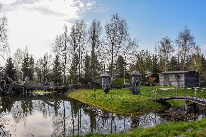 Orvidų sodyba - muziejus Kretingos rajone - 6