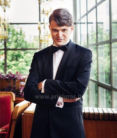 Classical music romantic concerts in Nida and Palanga - 1