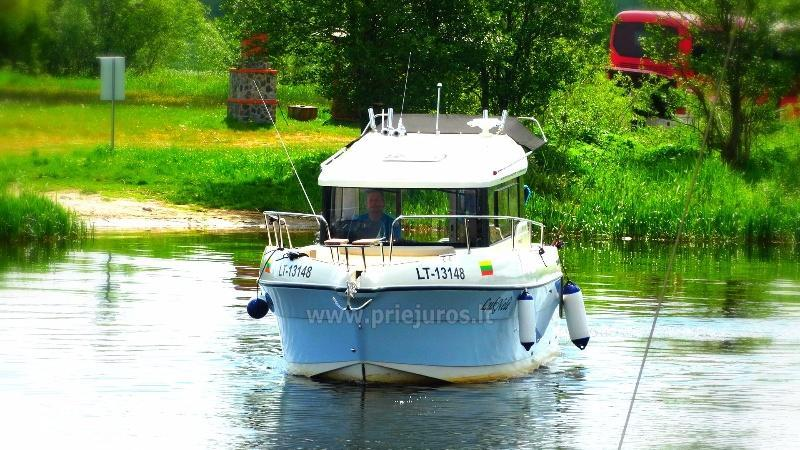 8-seat boat Luknele - 2
