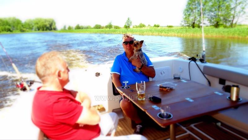 8-seat boat Luknele - 3