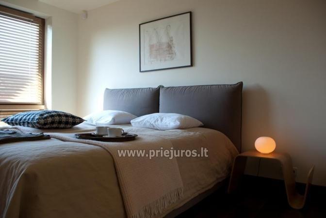 VISIT NIDA - Išskirtinės kokybės apartamentai žiemos šventėms! - 4