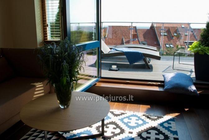 VISIT NIDA - Išskirtinės kokybės apartamentai žiemos šventėms! - 6