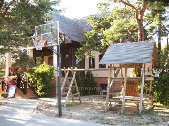 Ilgalaikė poilsio namų nuoma NUOMOS VERSLUI Palangoje, 150 m iki kopų! - 2