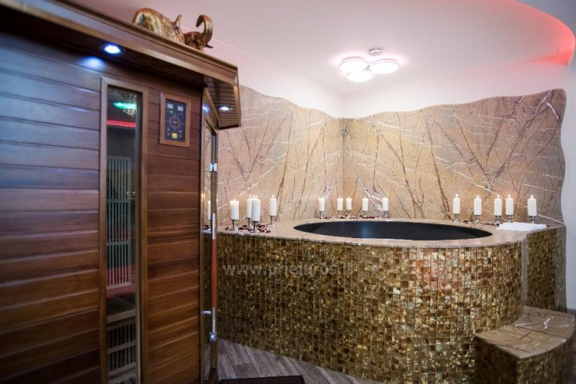 Infrared sauna with jacuzzi - 4
