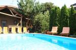 Bathhouse, Outdoor Swimming-pool in Guest House Palangos Saulegraza - 6