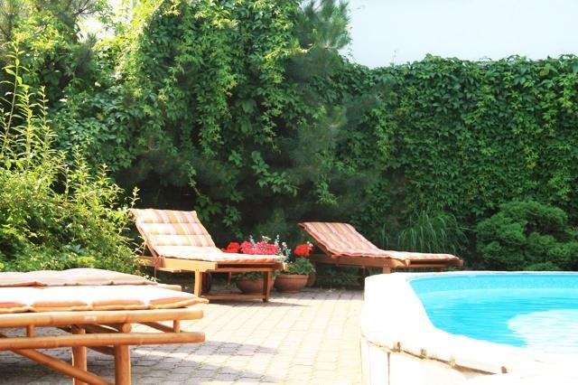 Pirtis ir lauko baseinas Palangoje, apartamentų komplekse Palangos saulėgrąža - 7