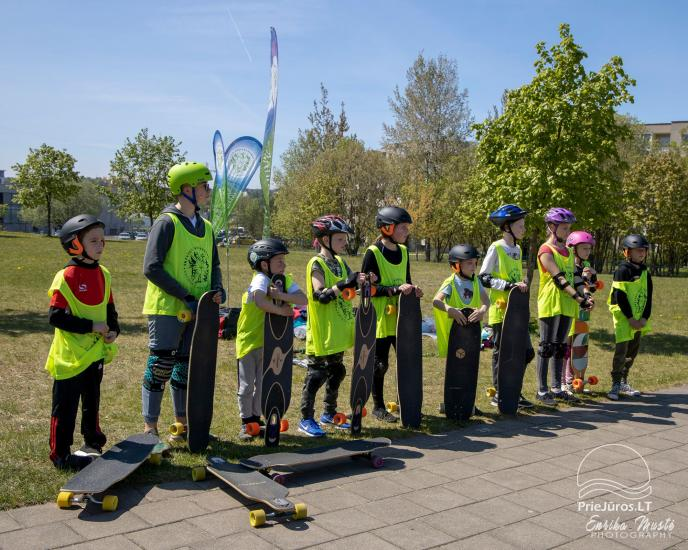Active camping camps for children and young people by the sea and the Curonian Lagoon - 3
